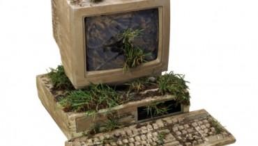 Zaniedbany komputer