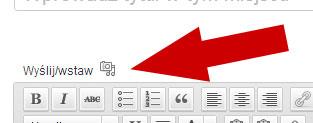 Jak dodać obrazek w wordpress
