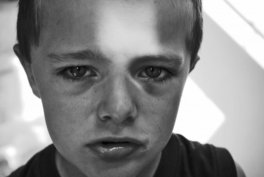 dziecko chore na autyzm