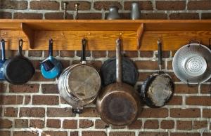 Pomysły na ścianę w kuchni