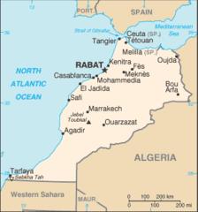 Maroko – przewodnik dla turystów