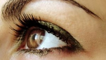 oczy rzesy