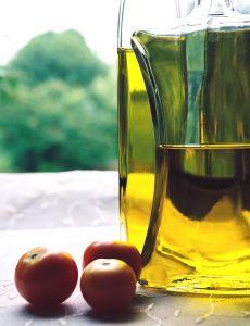 Oleje w diecie
