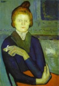 Pablo Picasso - legenda za życia