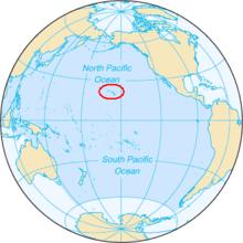położenie Hawajów