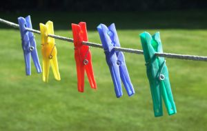Jak prać ubrania?