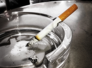 Rak płuc - dzieło nikotyny