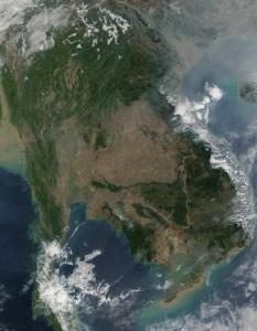 Tajlandia - w kierunku Słońca