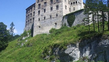 zamek pieskowa skała