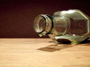 Zatrucie alkoholem