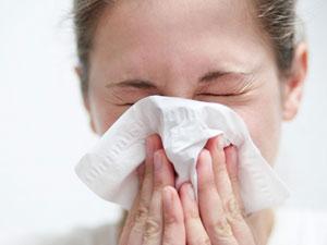 Alergia na kurz
