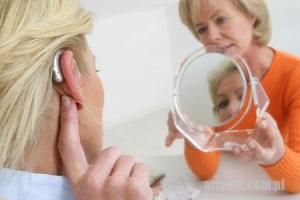Osłabienie słuchu