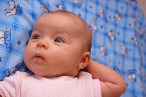 Ulewanie u niemowląt