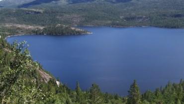 sztuczne jezioro
