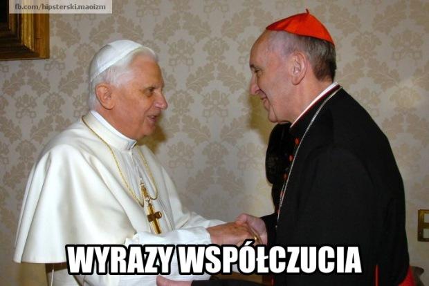 spotkanie papieży
