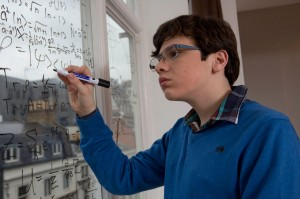 Jacob Barnett - młody geniusz