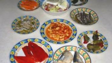 greckie jedzenie