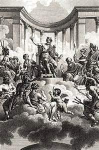 bogowie olimpijscy