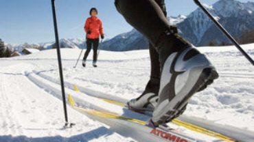 narty biegówki