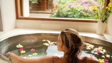 Kąpielowa przyjemność