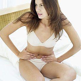 Problemy miesiączkowe