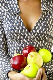 owoce - jabłka