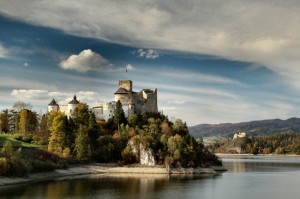 Zamek w Czorsztynie