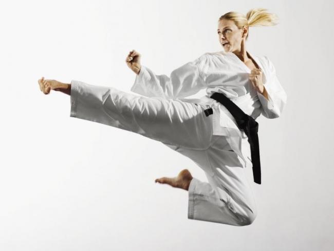 Karate - jedna ze sztuk walki