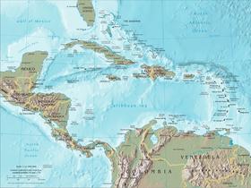 Indie Zachodnie, czyli wyruszamy na Karaiby