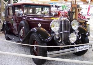 Historia limuzyny
