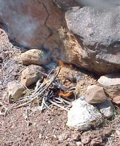 Odkrycie ognia