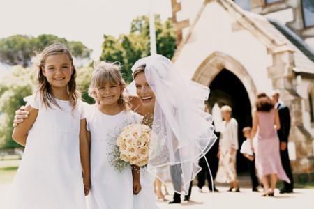 Aby dzieci nie nudziły się na weselu