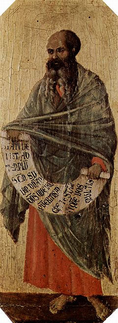 Święty Malachiasz
