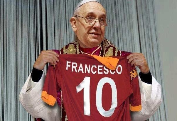 papież francesco