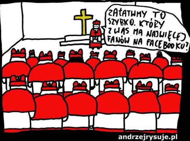 tak się teraz wybiera papieża