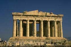 architektura grecka