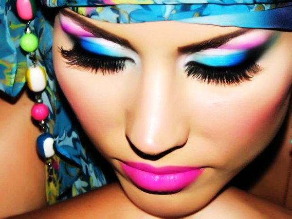 makijaz oczu