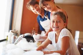 rodzinne obowiązki