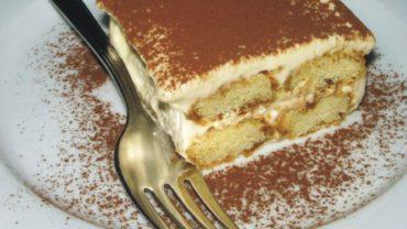 Tiramisu - pyszny deser na każdą okazję